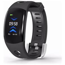 Smart Band Dm11 Waterproof Ip68 Activity Tracker Fitness Cardio Pedometro Nero