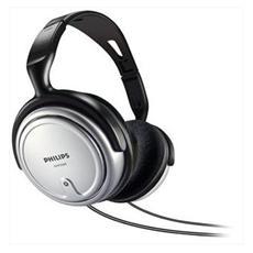 SHP2500 Cuffia per Tv e Hi-fi - Nero / Grigio