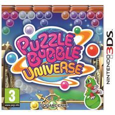N3DS - Puzzle Bobble Universe 3D