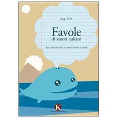 Favole di autori italiani