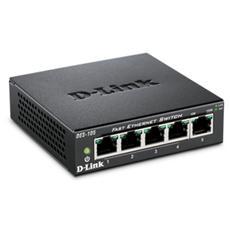 Switch Desktop 5 porte 10/100 Mbps