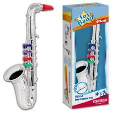 Sassofono Cromato Medio
