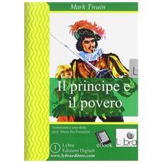 Il principe e il povero. CD-ROM