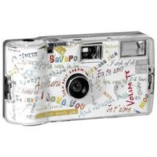 Single use Camera Flash 400 27 I mog di bianco
