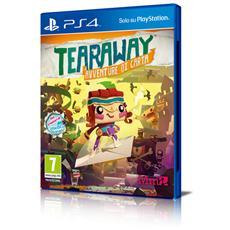 PS4 - TEARAWAY: Avventure di Carta PS4
