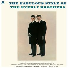 Everly Brothers (The) - The Fabulous Style Of