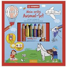 Art Therapy Per Bambini Woody