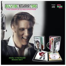 Elvis Presley - Elvis Studio Sessions ?56 ? The Complete Recordings (3Cd + 172 Page Book)