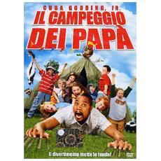 Dvd Campeggio Dei Papa' (il)