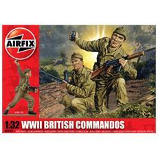 A02705 - British Commandos Scala1:32