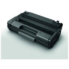 406990 Toner Originale Nero per SP3500 Capacità 6400 Pagine