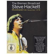 Dvd Hackett Steve - The Bremen Broadcast