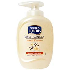 Sapone Liquido Vanilla 300 Ml. - Sapone Liquido Corpo