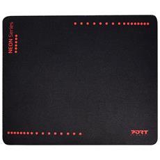 900501 Bluetooth 1200DPI Ambidestro Rosso mouse