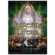 Tangerine Dream - Live At Coventry Cathedral 1975 - Director's Cut