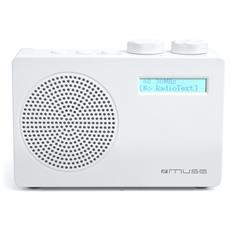M-100 DW, Portatile, LCD, Digitale, DAB, DAB+, FM, USB, Blu