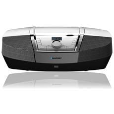 BB12, PLL, Lettore, CD, 4W, LCD, CA / Batteria