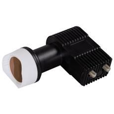ANT4244 10.7 - 12.75GHz Nero convertitori abbassatore di frequenza Low Noise Block (LNB)