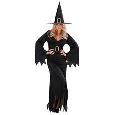 Costume da Donna Strega Elegante Taglia L