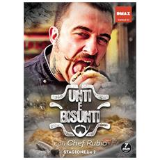 Unti E Bisunti - Stagione 01-02 (7 Dvd)