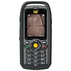 "Phone B25 Black Dual Sim Display 2"" Storage 512 Mb +Slot Bluetooth Fotocamera 2Mpx Proprietary OS - Italia"