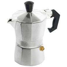Caffettiera Alluminio Mokita Tazze 2 Caffettiere E Ricambi