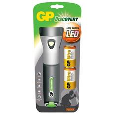 GPLWE102 GP Discovery Torcia Led in ABS