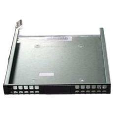 Black USB dummy tray