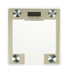 Bilancia Pesapersone 150 kg 2 x CR2032, LCD, Beige