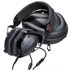 M-100 Cuffie con isolamento acustico - Nero