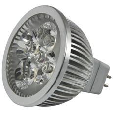 Retrofit 4W GX5.3, A++, Bianco neutro, Alluminio