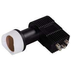 ANT4344 10.7 - 12.75GHz Nero convertitori abbassatore di frequenza Low Noise Block (LNB)