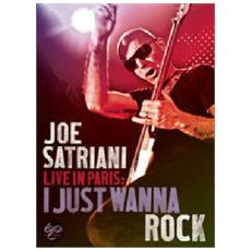 Dvd Satriani Joe - Live In Paris