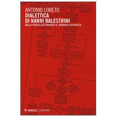 Dialettica di Nanni Balestrini. Dalla poesia elettronica al romanzo operaista