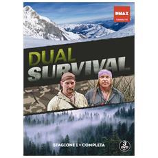 Dual Survival - Stagione 01 (3 Dvd)