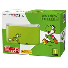 Console Nintendo 3ds Xl Yoshi Limited Edition