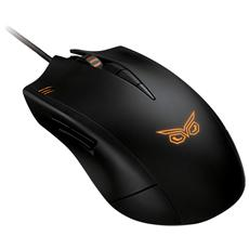 Strix Claw Mouse Gaming 7 Tasti 5000 DPI - Dark Edition