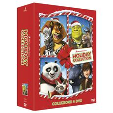 Dvd Dreamworks Christmas Shorts Collect.