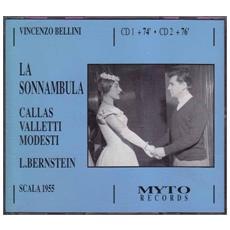 Bellini - Sonnambula (2 Cd)