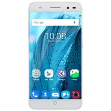 "Blade V7 Lite Argento 16 GB 4G / LTE Dual Sim Display 5"" HD Slot Micro SD Fotocamera 13 Mpx Android Europa"
