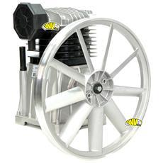 476 L / min Gruppo Pompante Compressore Aria Testata 2 Cilindri 1 Stadio 3kw 4 Hp