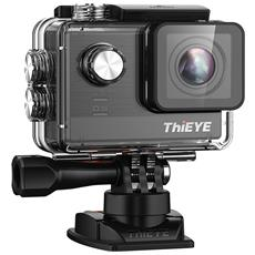 Thieye T5e Wifi 4k 30fps Azione Fotocamera 16mp Built-in 2 Pollici Tft Lcd Schermo Time-lapse Video Parte Ambarella A12ls75 Chipset