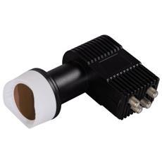 ANT4444 10.7 - 12.75GHz Nero convertitori abbassatore di frequenza Low Noise Block (LNB)