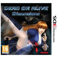 N3DS - Dead or Alive Dimensions