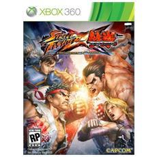 X360 - Street Fighter X Tekken