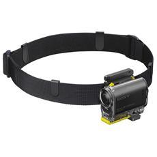 BLT-UHM1 Kit Universale da Testa per Action Cam Nero