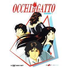 BRD OCCHI DI GATTO - STAGIONE 02