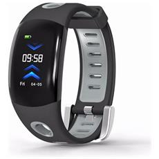 Smart Band Dm11 Waterproof Ip68 Activity Tracker Fitness Cardio Pedometro Grigio