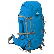Trek 66 Zaino Da Trekking 66 Litri (taglia Unica) (blu Elettrico)