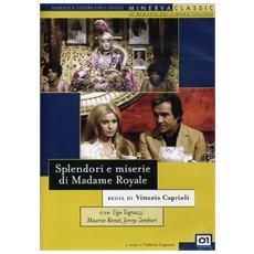 Dvd Splendori E Miserie Di Madame Royale